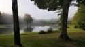 Rabid Beaver Pond sunrise