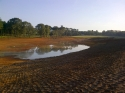 Recent Pics of 5 acre pond underway in SW MS